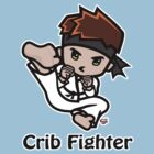 Martial Arts/Karate Boy - Jumpkick - Crib Fighter by fujiapple
