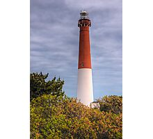 Barnegat Lighthouse, New Jersey Photographic Print