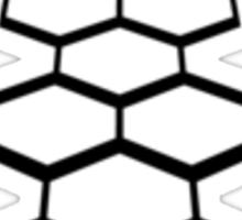 Torchwood Black Logo Sticker