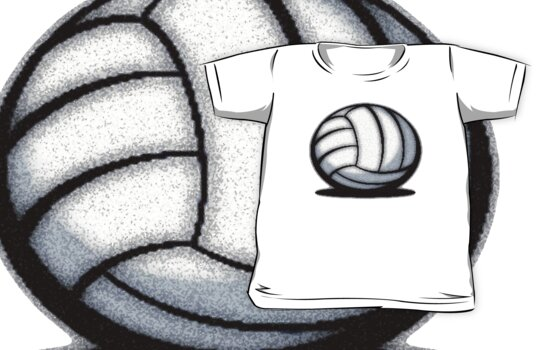 VOLLEYBALL MANIA by SOL  SKETCHES™