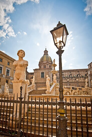 Palermo fountain of shame by mosinski