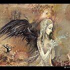 Dream of Angelic Source Guidance by ecoartopia