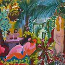 Garden Of Eden by AgnesZirini