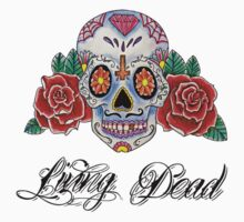 Living Dead: Sugar Skull by Tokyodeathmatch
