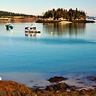 Harbor, Lubec, Maine by fauselr