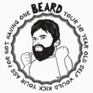 Beard by Tom  Ledin