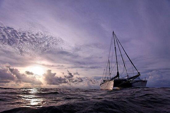 Sailing by Tobias Friedrich