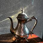 The Silver Tea-Pot by Richard Ray