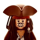 Jack Sparrow I presume? by timkirman