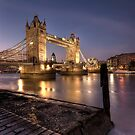 Tower Bridge by Ryan Hasselbach