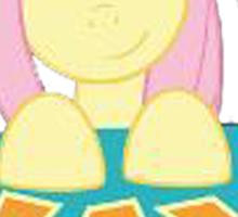 Fluttershy Yay Sticker
