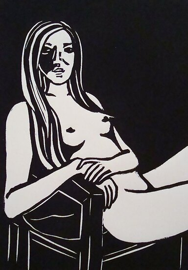 Madam Me_Study of the Nude Figure 1 by alyman6272