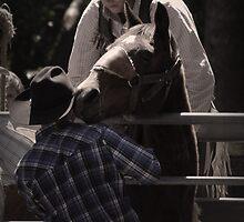 Cowboys Care by kurrawinya