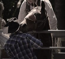 Cowboys Care by Penny Kittel