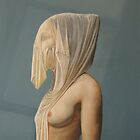 DRAPED WOMAN  by David Seavers