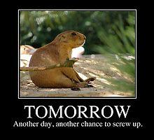 Tomorrow -  by orphanpixels