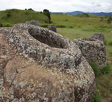 Plain of Jars, Laos by John Spies