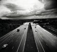 Eastern Freeway by abocNathan