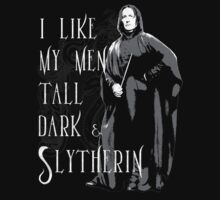 I Like My Men... Snape (Vintage) by Mouan