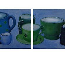 Cups,Mugs and Jugs  by RosiLorz