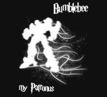 My Patronus is Bumblebee by trekvix