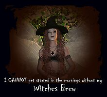 Witches Brew by WhiteOaksArt