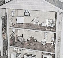 aimee's doll house ... A ... RLI ... 1974 by dabadac