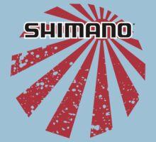 big shimano rising sun Kids Clothes