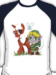 The Legend of Zeldestia (no text version) T-Shirt