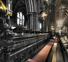 Minster at Lichfield by Elaine123