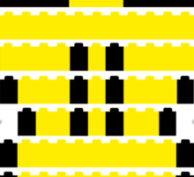 Mario Star Item Sticker