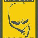 Batman Arkham City, Animals by Aaron Steele
