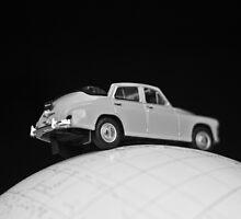 Pobeda Around The Globe by Dmitry Shytsko