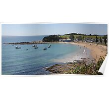 Tranquil Terrigal Poster