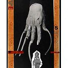 Dada Tarot- 5 of Swords by Peter Simpson