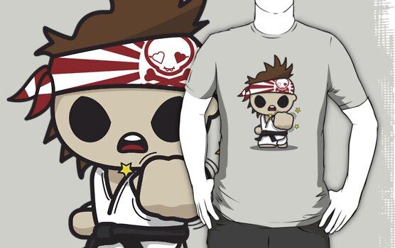 Karate Kid by mikoto