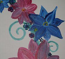 Flower Arranging 1 by MsHannahRB