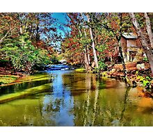 Mill Creek Photographic Print