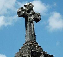 Tomb Cross by Jennifer  Causley