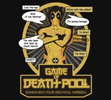 Game of Death-Pool by mdoydora