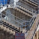 Those Dam Stairs by Tamara Valjean