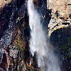 Bridalveil Falls Yosemite by Tamara Valjean