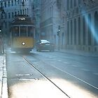 Lisbon tram by Brendan Ó Sé