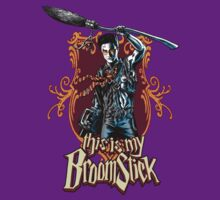 THIS IS MY BROOMSTICK!!! by helljester