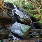 Waterfall - Somersby Falls by Jacob Jackson