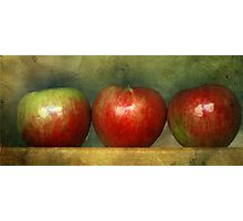 How Do You Like Them Apples Photographic Print