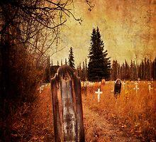 St. Mary's Cemetery by Priska Wettstein
