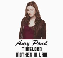 Amy Pond TimeLord Mother-In-Law by PopCultFanatics