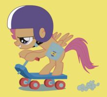 Scootaloo Scootin' Kids Clothes