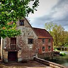 Sturminster Newton Mill by HistoryBuff